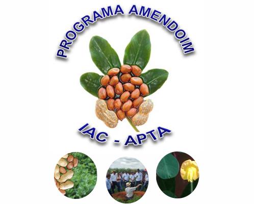 Iac Apta Programa Amendoim Logo